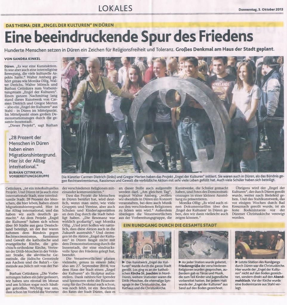 Bericht EdK Nachrichten