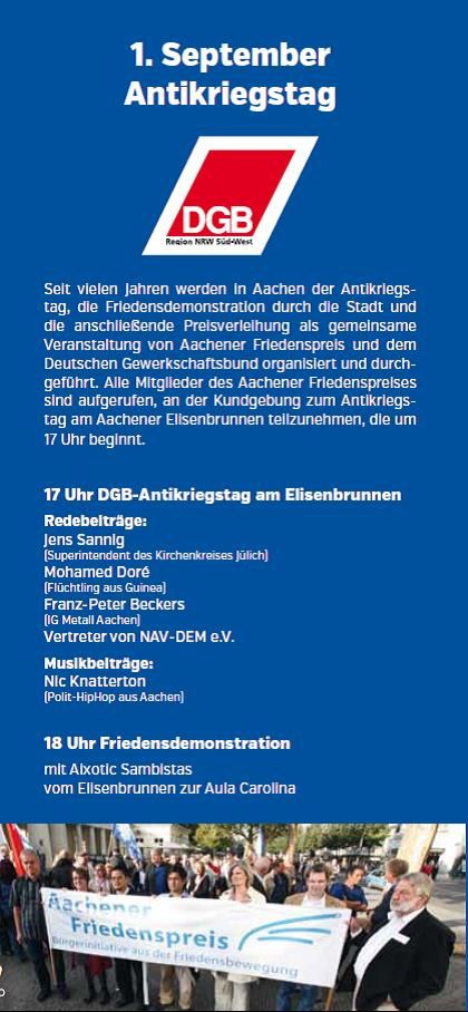 Preisverleihung Aachen2