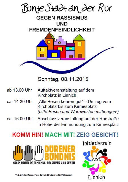 Plakat Linnich